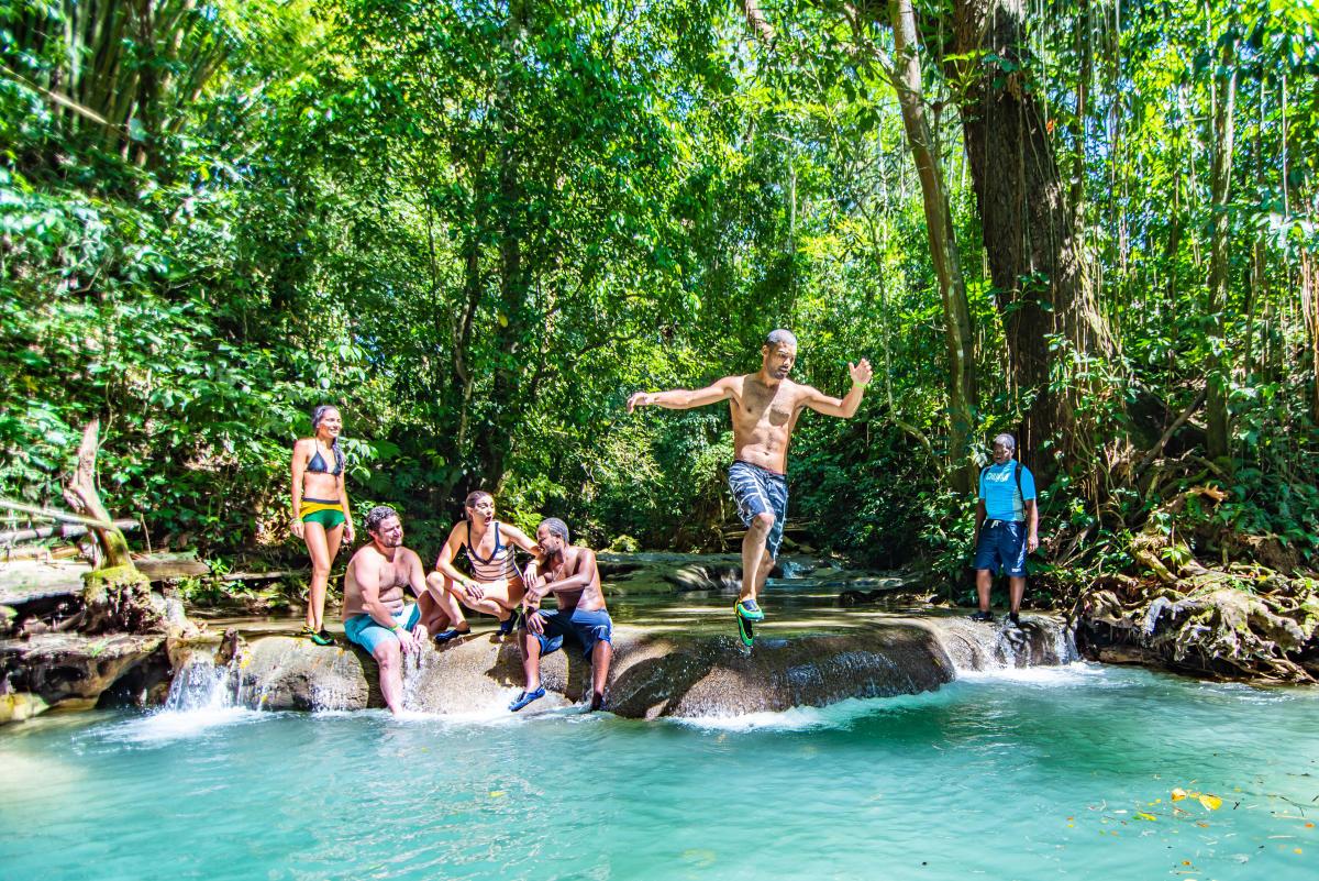 Chukka Caribbean Adventures At Mayfield Falls