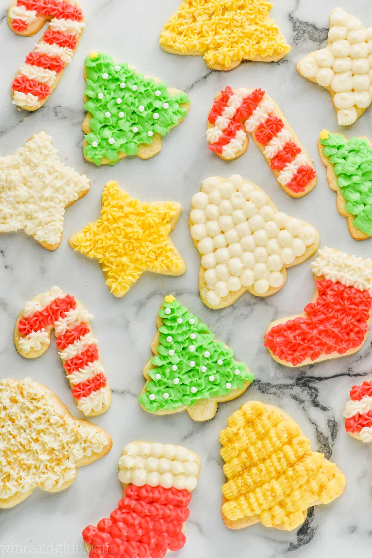 Beginner Sugar Cookie Decorating