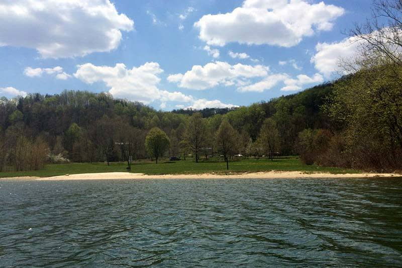 Yough Lake Campground By Laurel