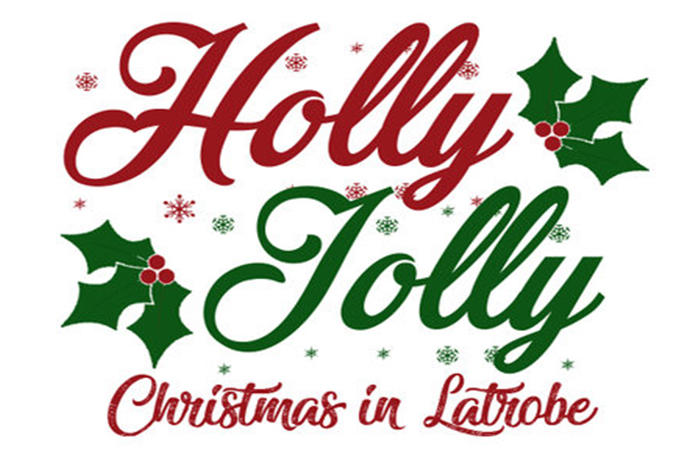 Holly Jolly Christmas.Holly Jolly Christmas In Latrobe