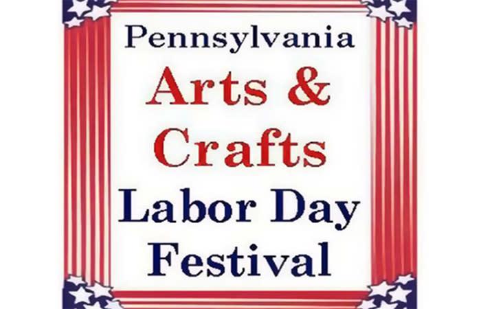 26th Annual Pennsylvania Arts Crafts Labor Day Festival