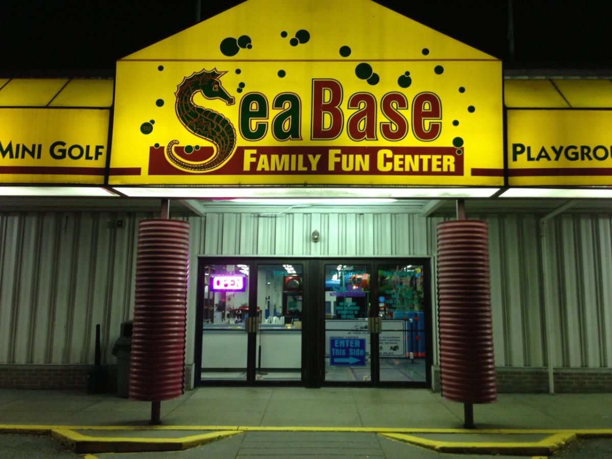 SeaBase Family Fun Center
