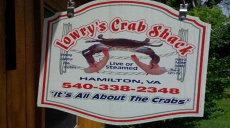 Lowry's Crab Shack