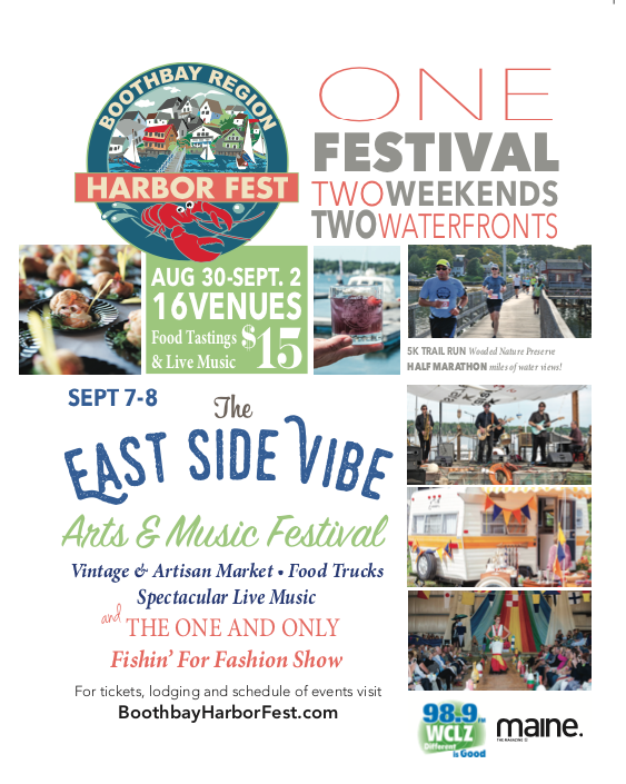 Boothbay Harbor Fest | Boothbay Harbor, ME 04538