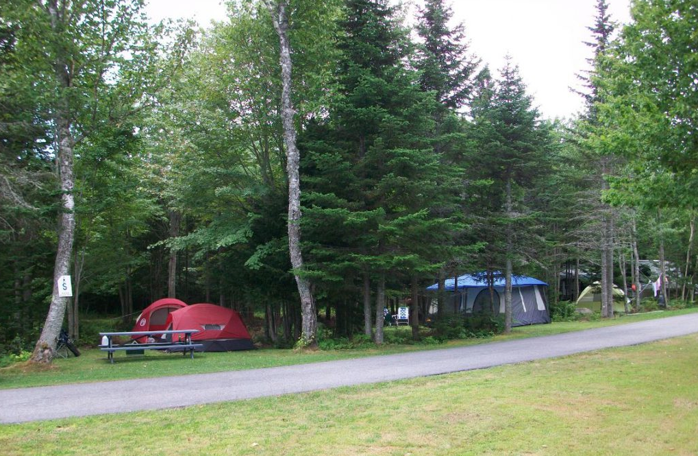Greenlaw's RV Park & Campground | Stonington, ME 04681