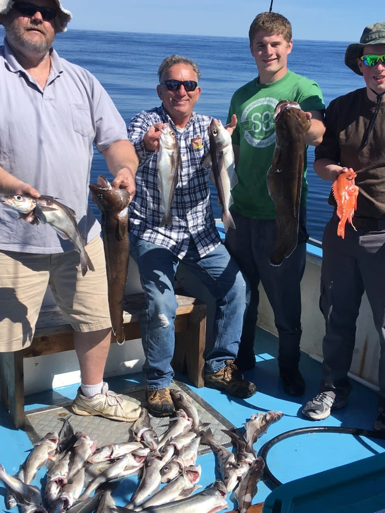 Sea Time Fishing Charters | Kittery Point, ME 03905
