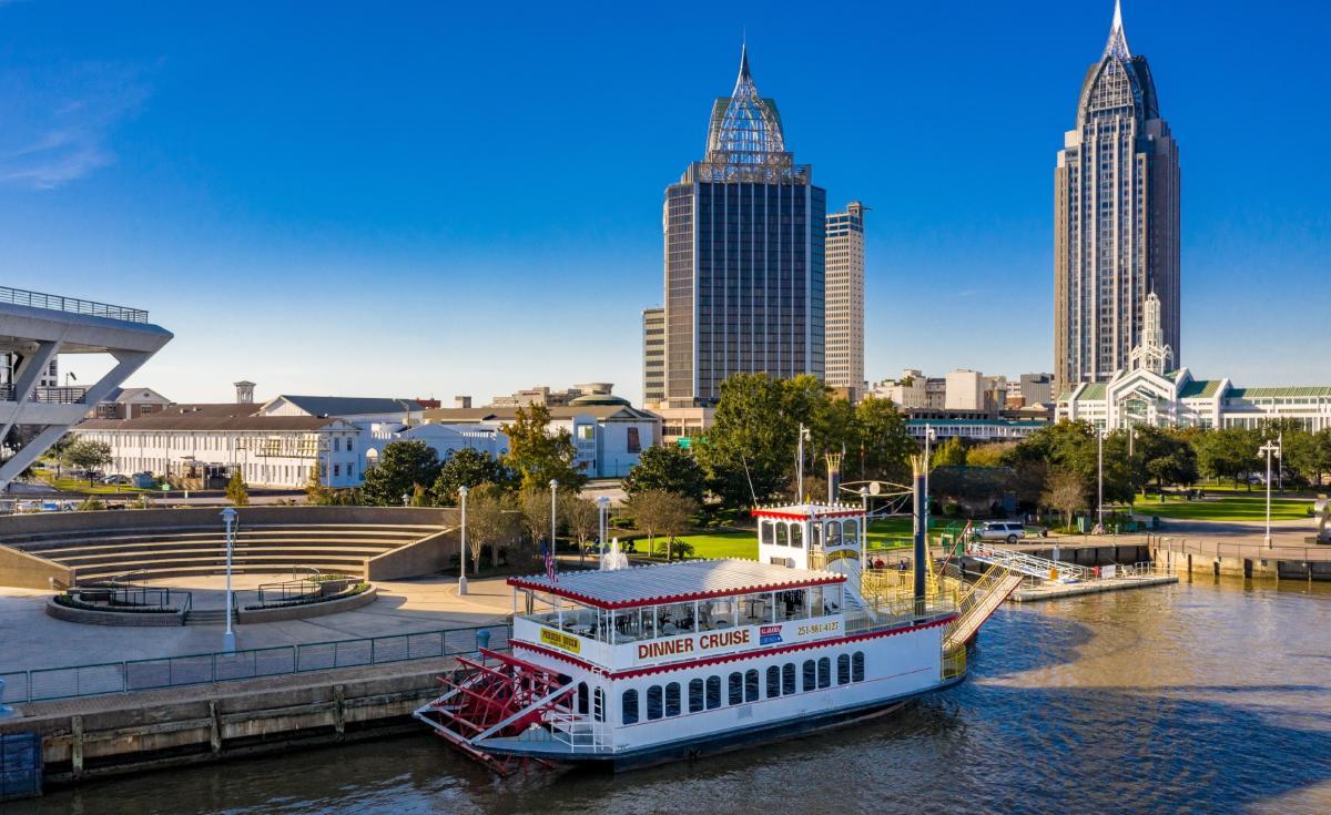 Alabama Cruises Perdido Queen Cruises