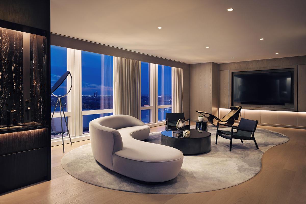 Equinox Hotel, Hudson Yards, New York City