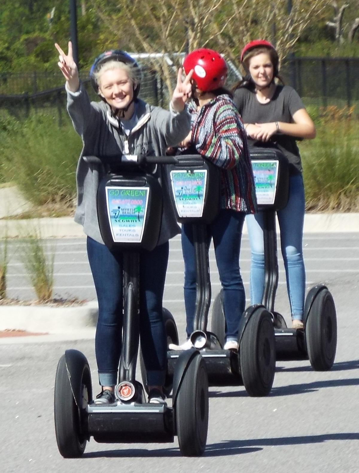 North Myrtle Beach Segway