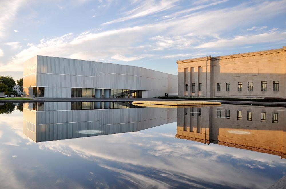 Kansas City Mo Modern Art Museum