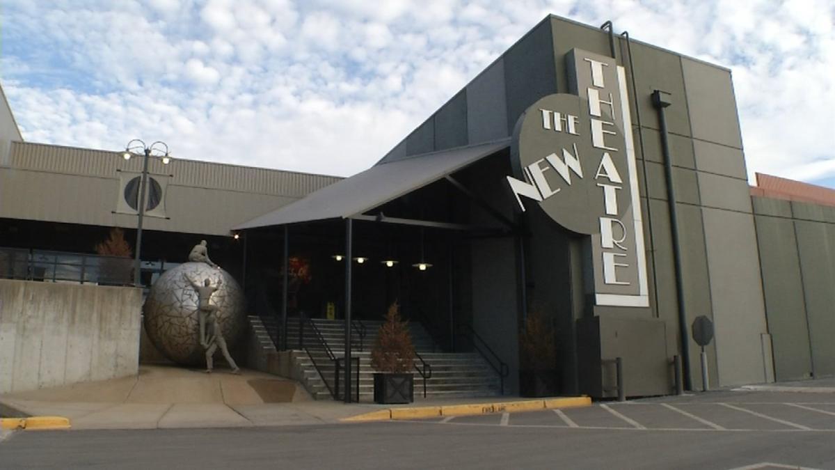 The New Theatre Restaurant Overland