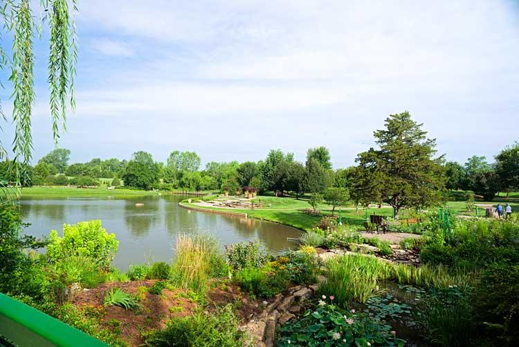 "Image result for overland park arboretum"""