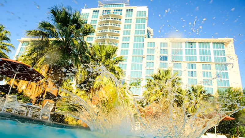 Agua caliente casino in palm desert california palm springs