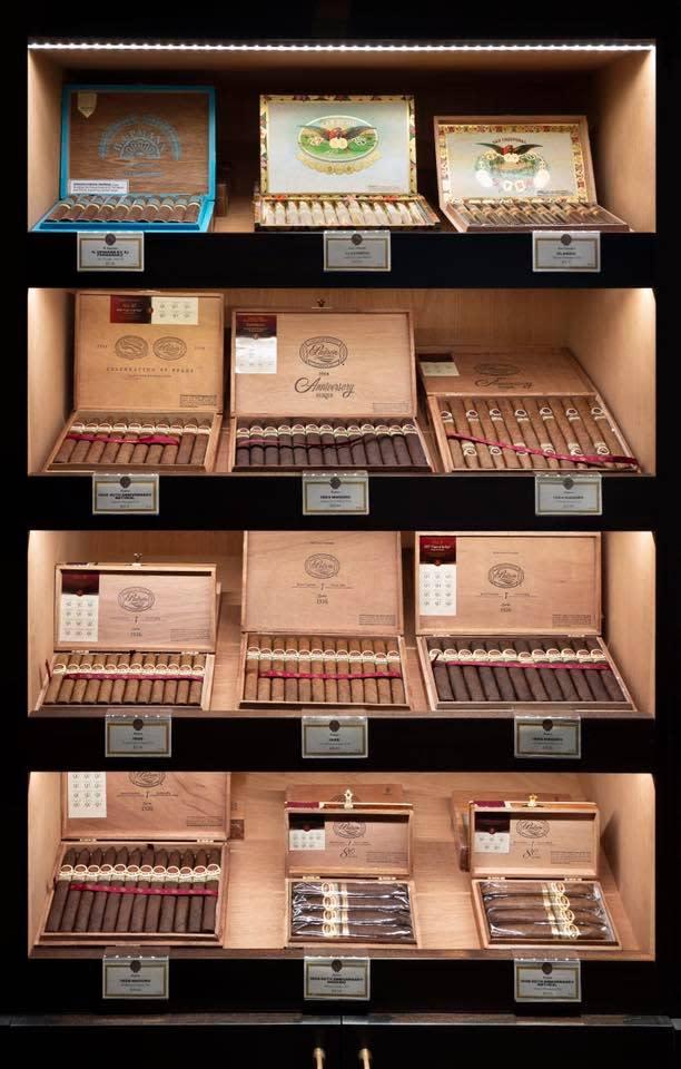 Pívat Cigar Lounge at Agua Caliente Resort Casino Spa Rancho