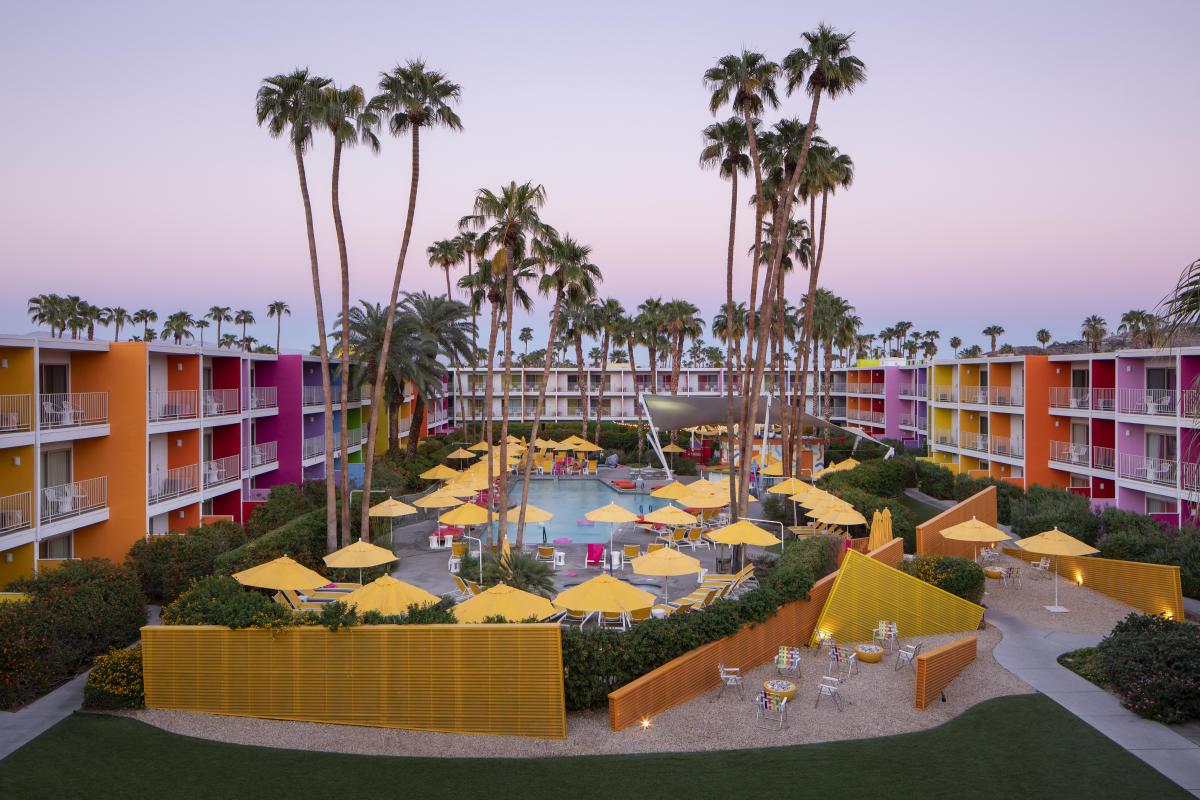 The Saguaro Hotel & Pool