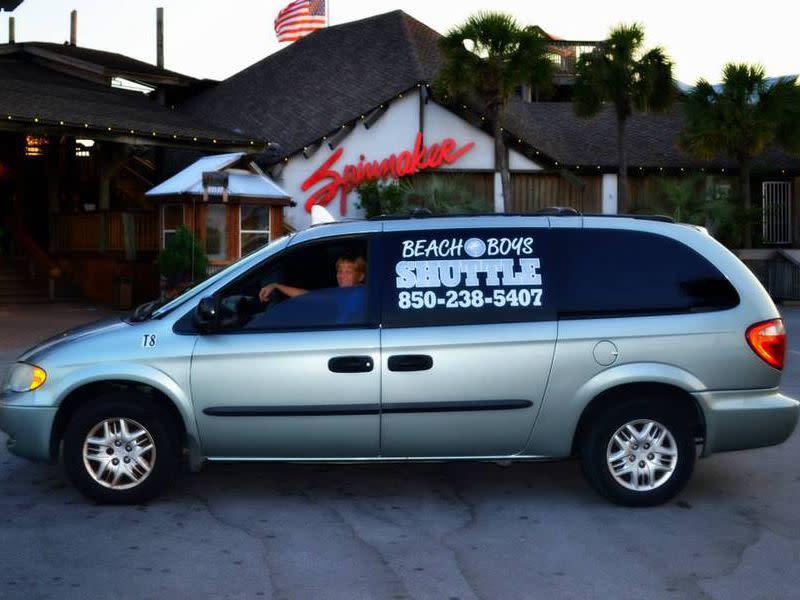 Beach Boys Shuttle Panama City