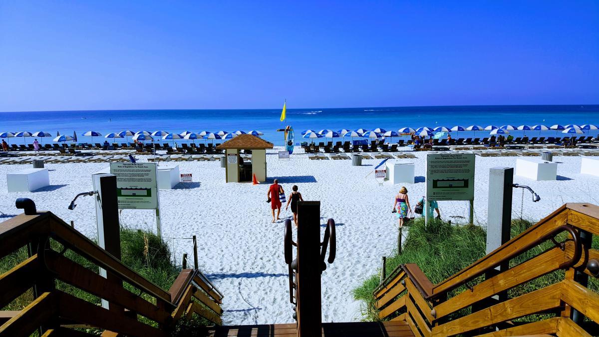 Tidewater Beach Resort Unit 703 Panama City Fl 32413
