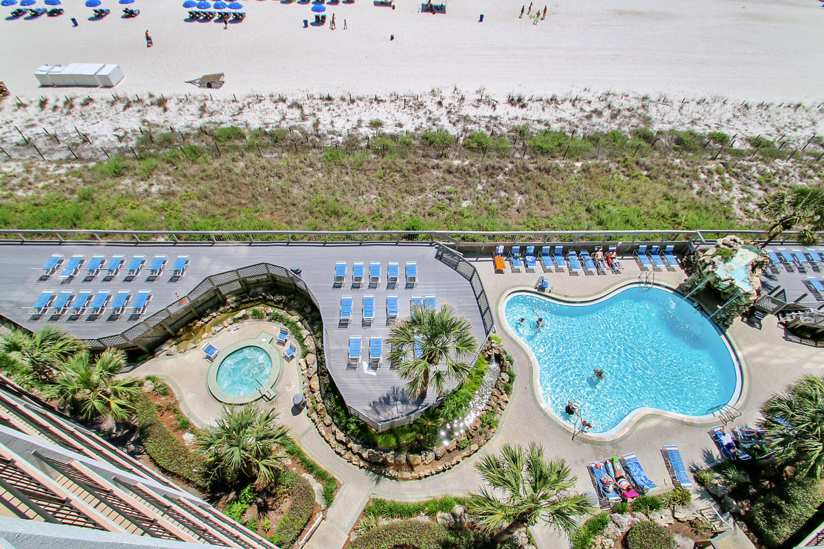 Edgewater Beach and Golf Resort  Panama City Beach FL 32407