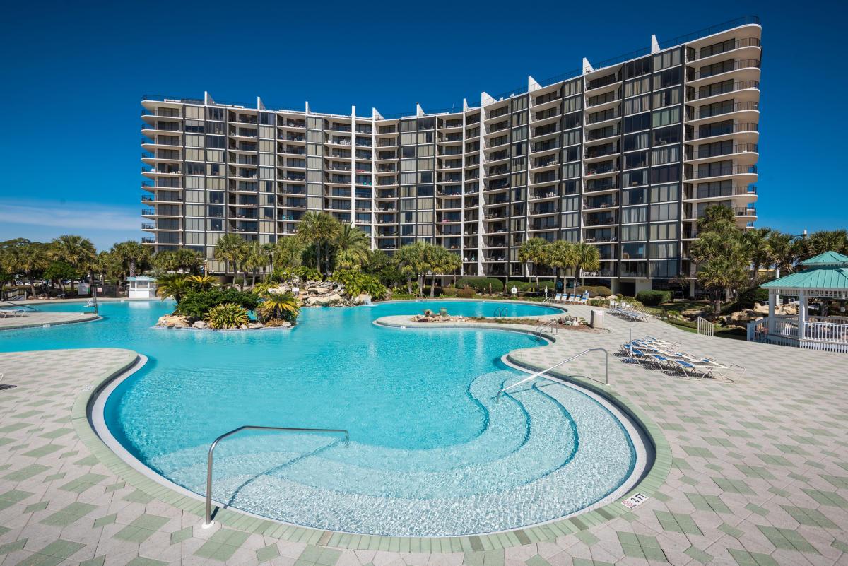 Edgewater Beach and Golf Resort  Panama City Beach FL 32407