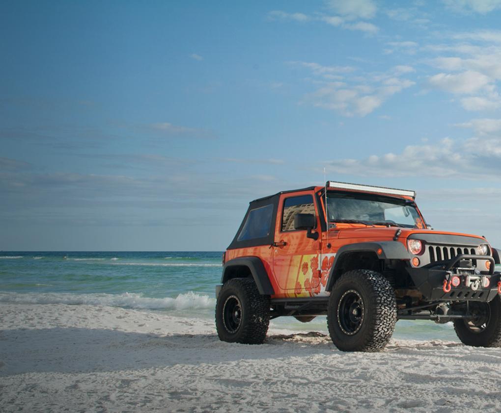 Jeep Beach Jam Panama City Beach Fl 32413