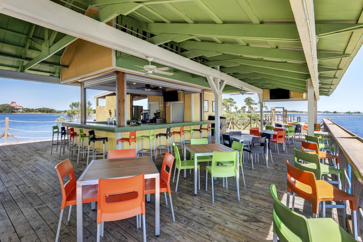 Pelican S Bar Grill At Sheraton Pcb Golf Spa Resort