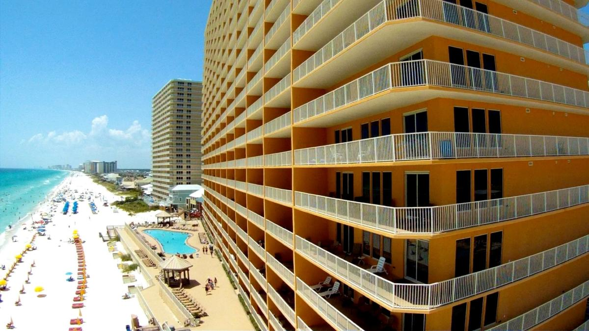 Treasure Island Resort Rentals Panama City Beach Fl 32408
