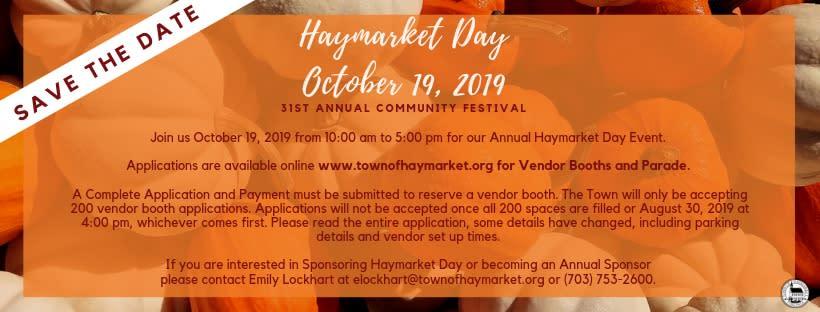 Haymarket Day 2019