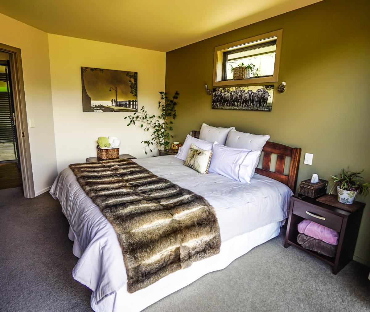 Precipice Creek Bed And Breakfast Glenorchy