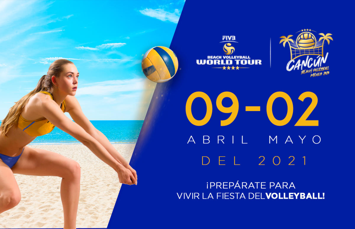 Beach Volleyball World Tour | Cancún, QR 77500