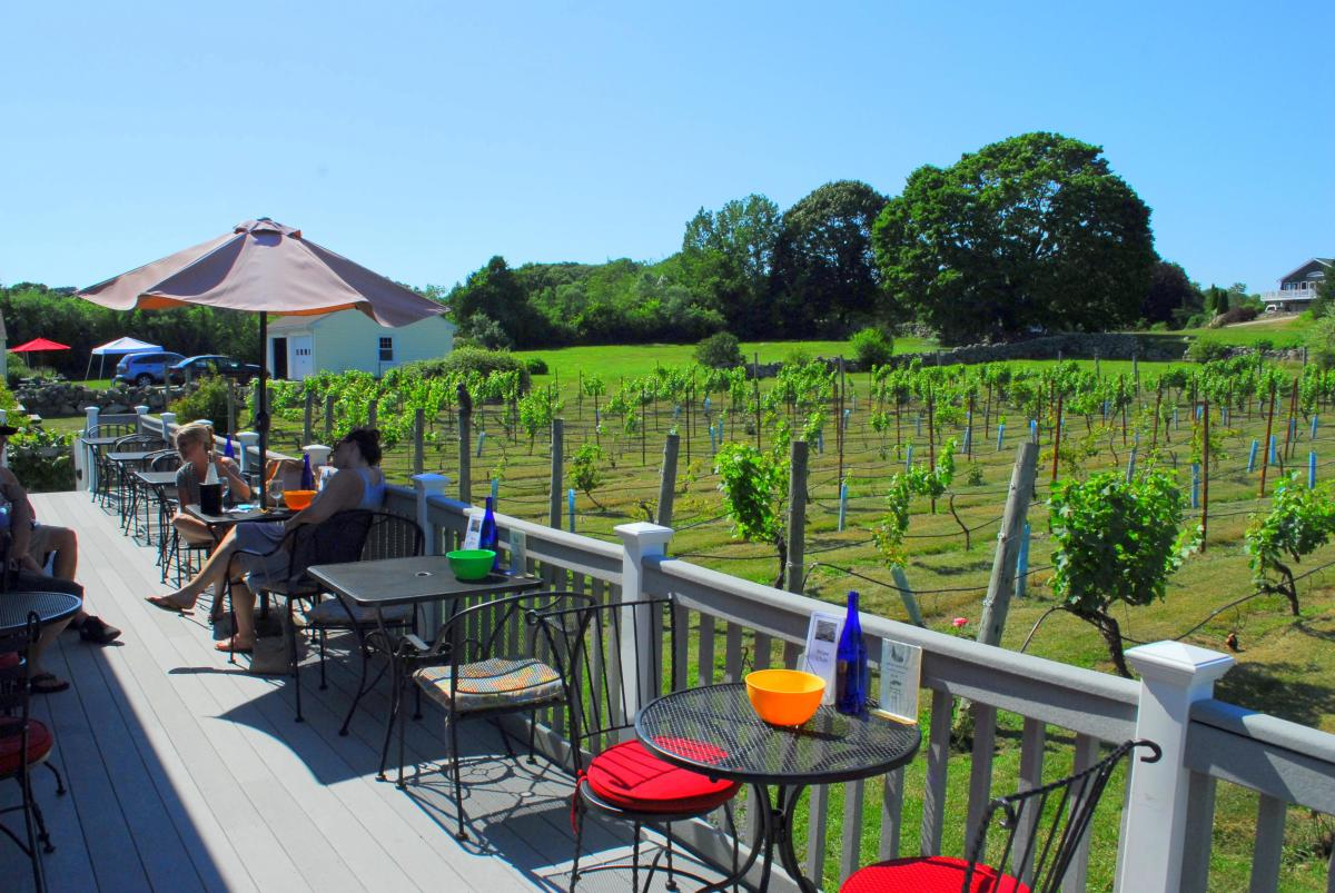 Langworthy Farm Winery Westerly Ri