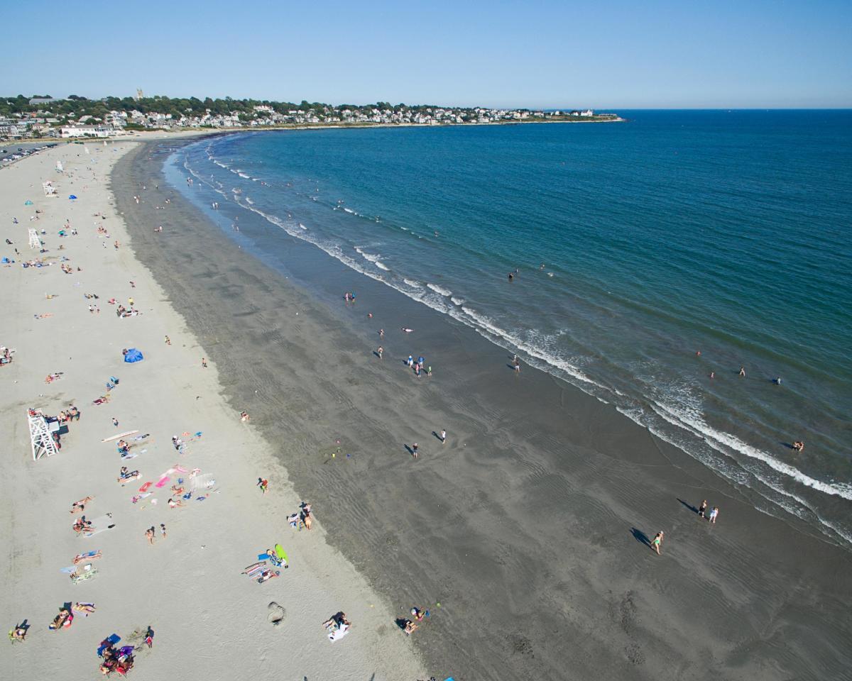 Easton S Beach First Newport Ri 02840