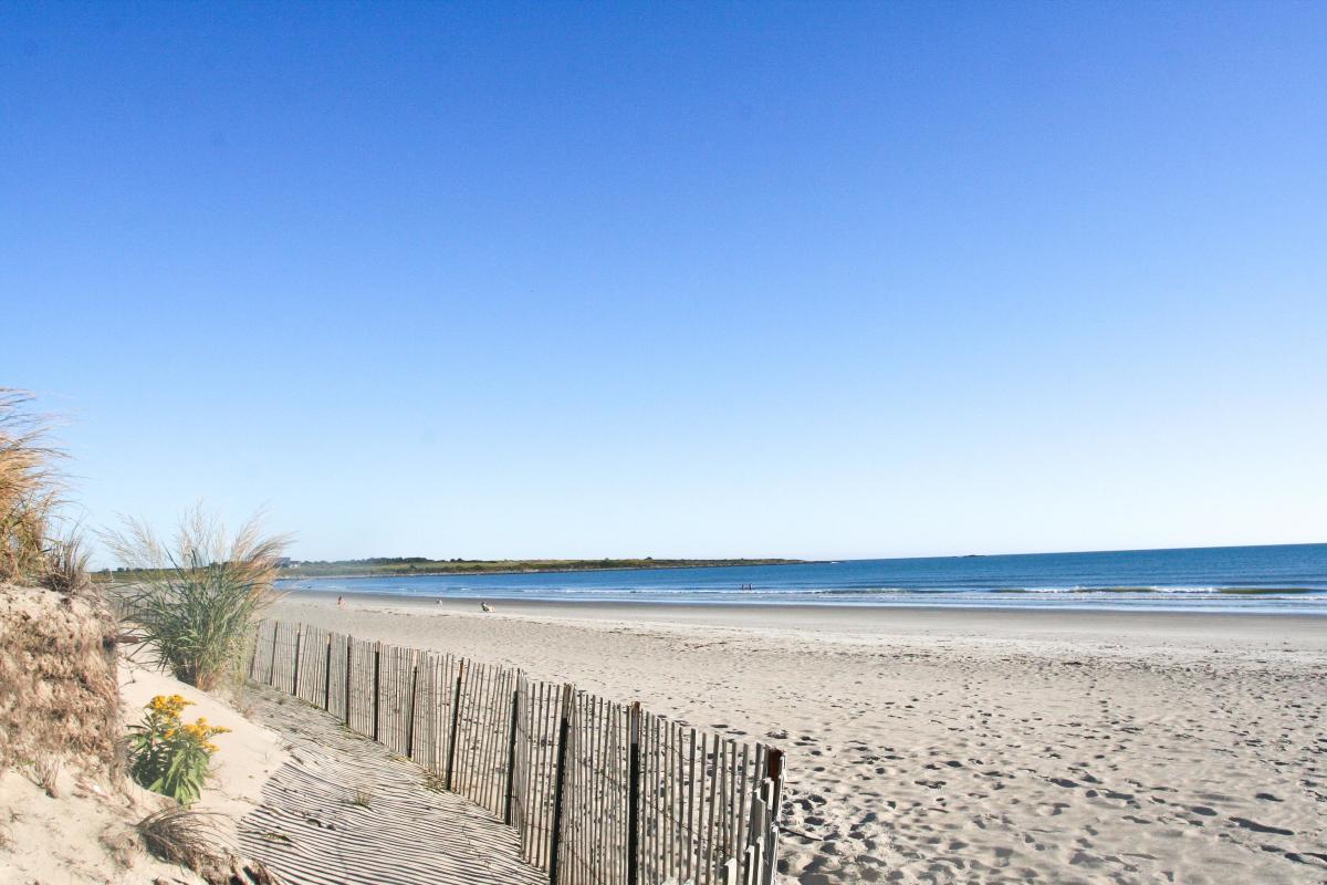 Sachuest Beach Second Middletown Ri 02842