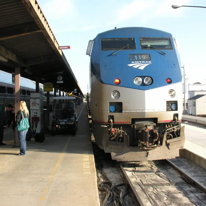 Amtrak Staples Mill Station