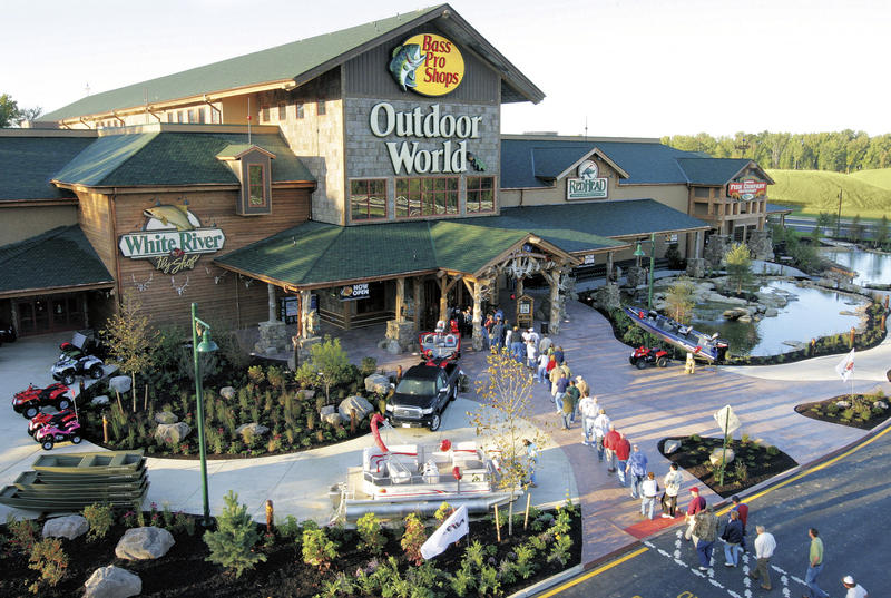 Bass Pro Shop Visitor Center