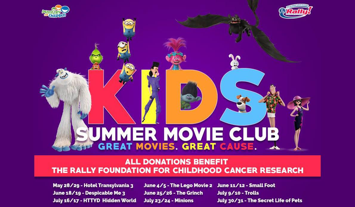 The Springs Kids Club Presents The Summer Kids Series 2019 Sandy