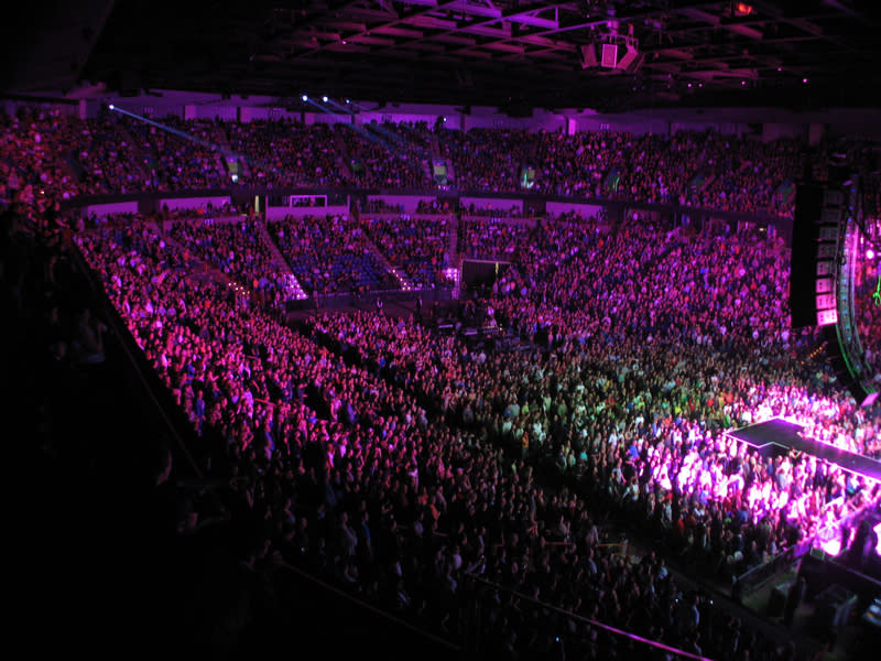 Image result for spokane arena concerts