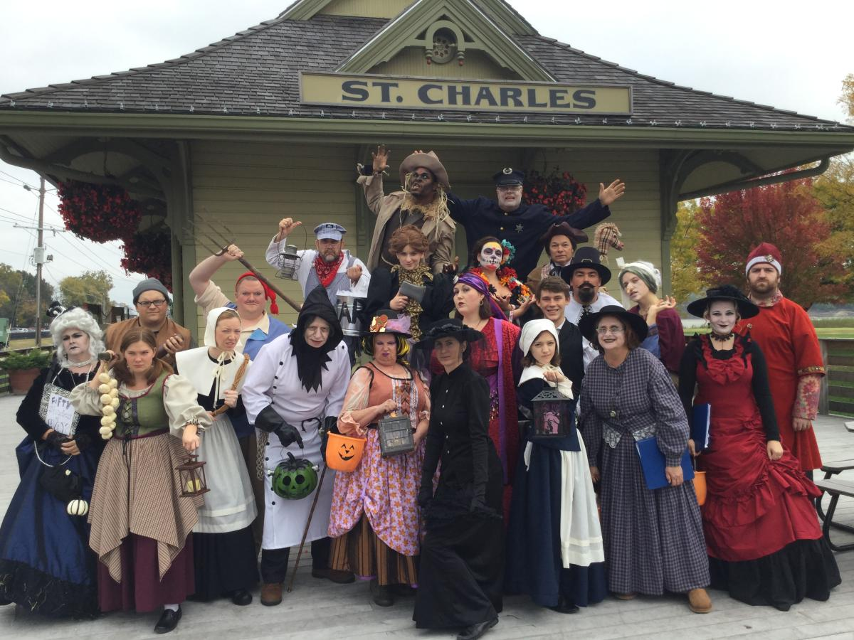 St Charles Halloween Events 2020 Legends & Lanterns | Saint Charles, MO 63301