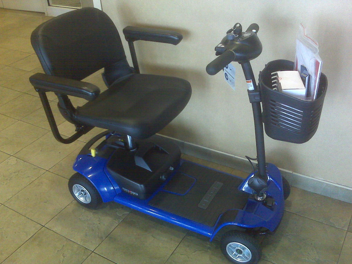 1st Mobility Scooter Rentals
