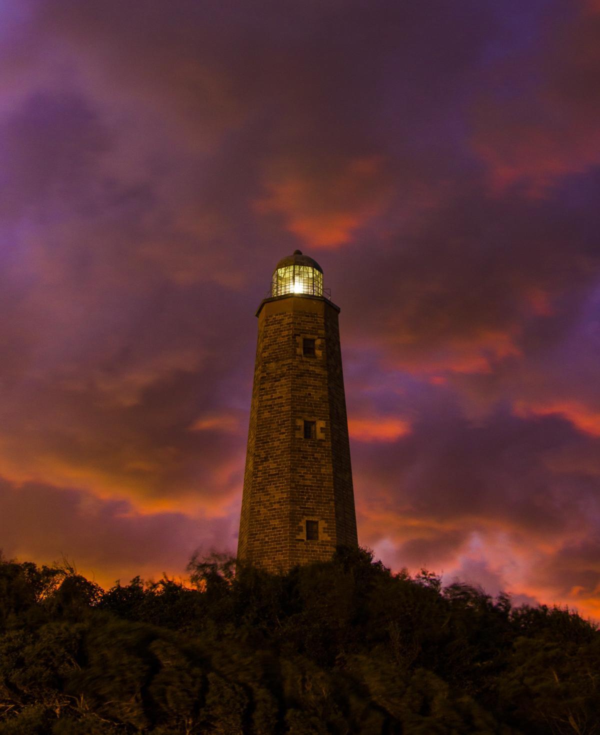 preservation virginia  cape henry lighthouse