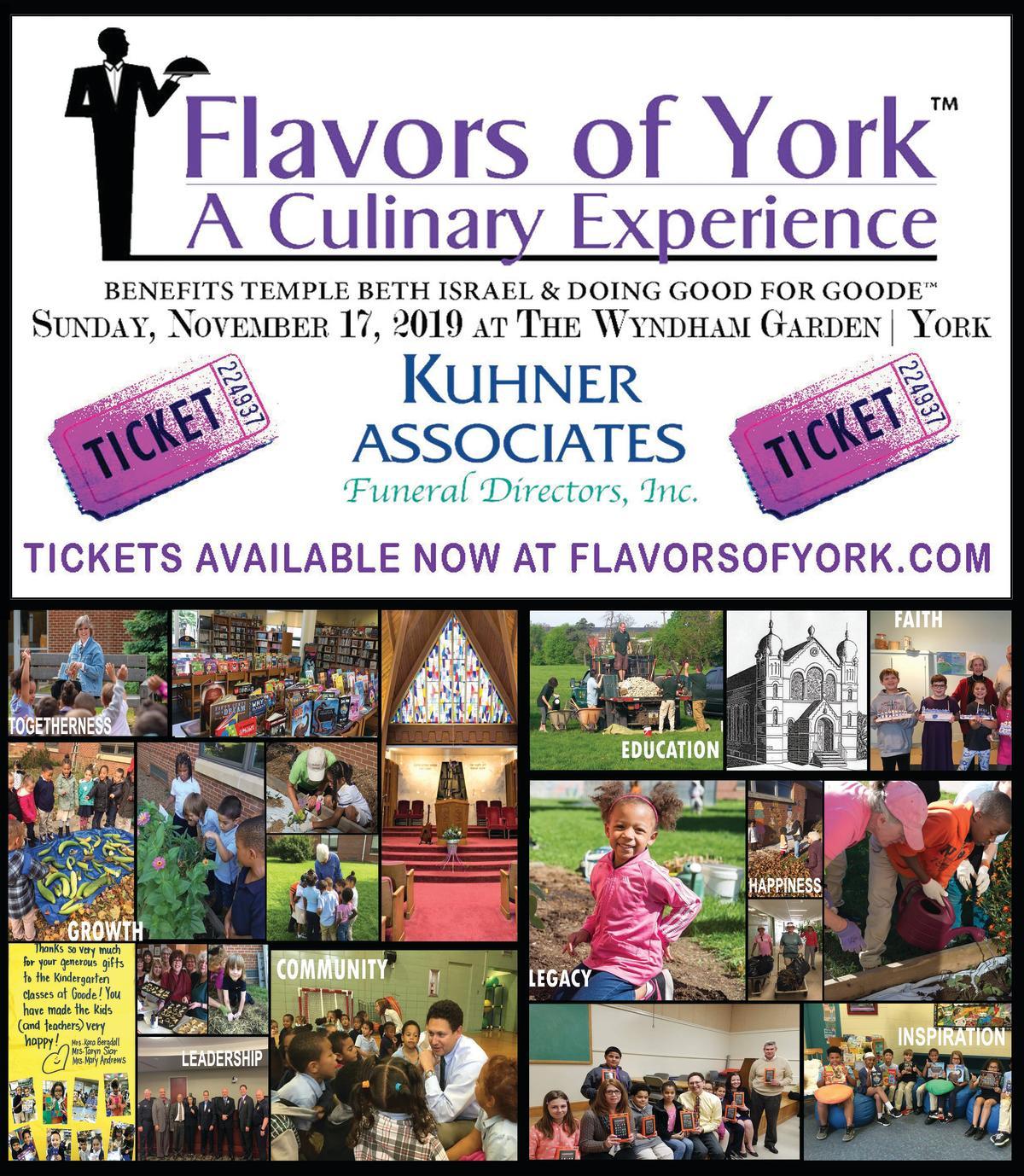 Flavors of York™ 2019