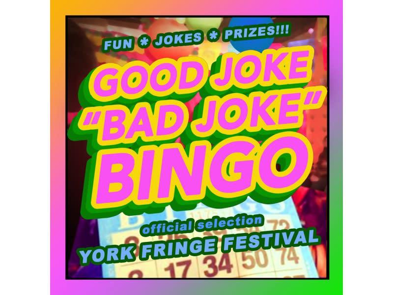 Good Joke/Bad Joke Bingo