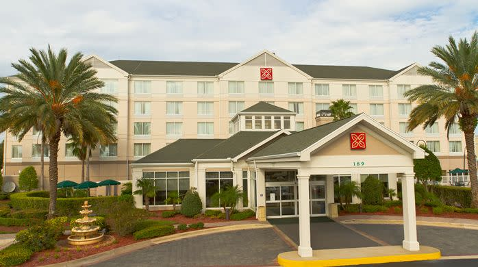 Hilton Garden Inn Daytona Beach Airport Daytona Beach