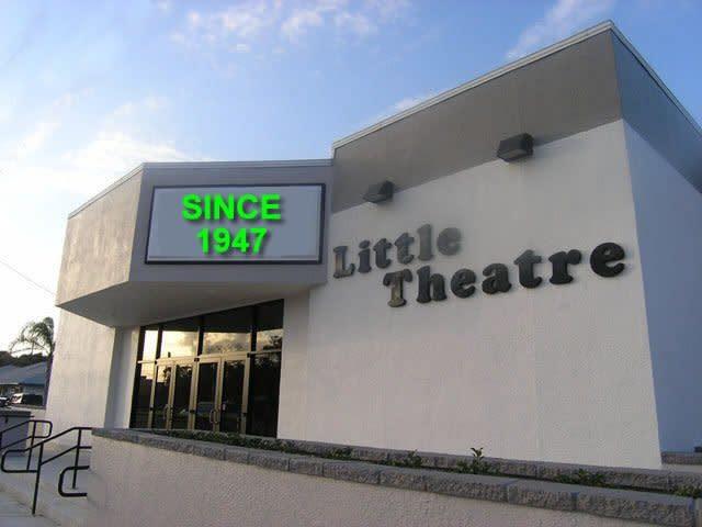 The Little Theatre Of New Smyrna Beach New Smyrna Beach Fl 32168