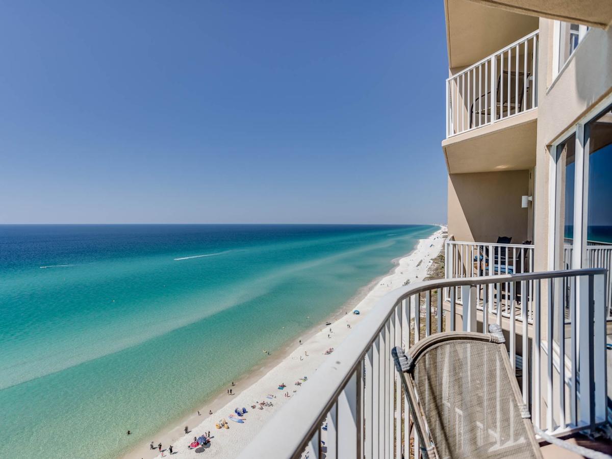 Tidewater Beach Resort Unit 1317  Panama City Beach FL