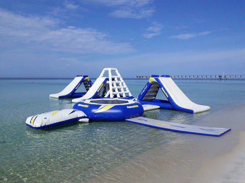 Aqua Park Panama City Beach Fl 32408