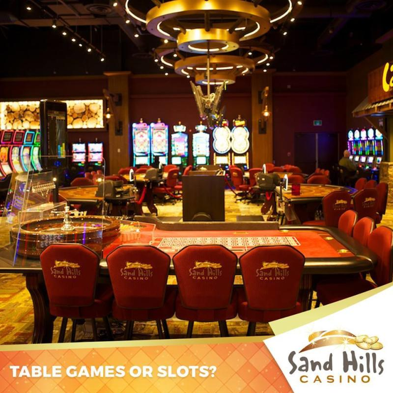 Sandhills Casino Entertainment