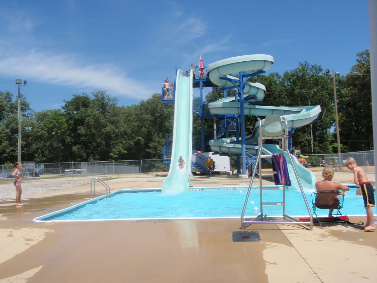 Red Bay Water Park