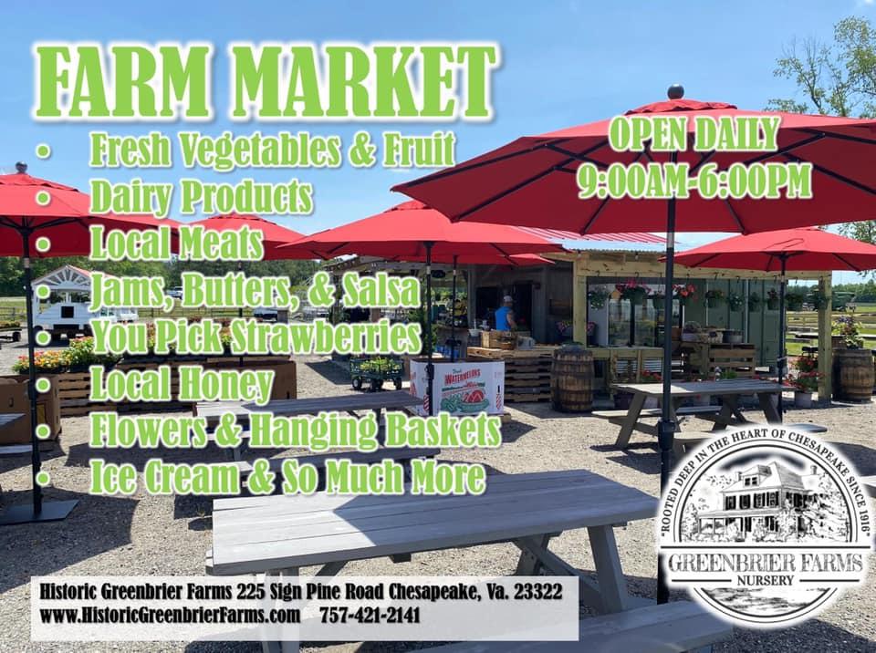 Greenbrier Farms Farm Market