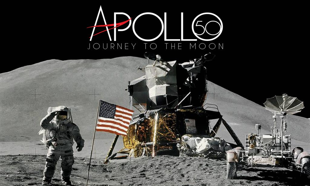 Check Out These Cool Apollo 11 50th Anniversary Sneakers