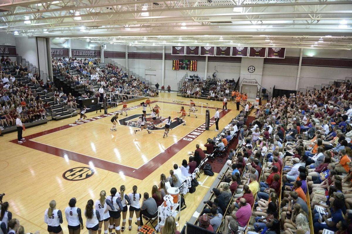 Carolina Volleyball Center | Columbia, SC 29208